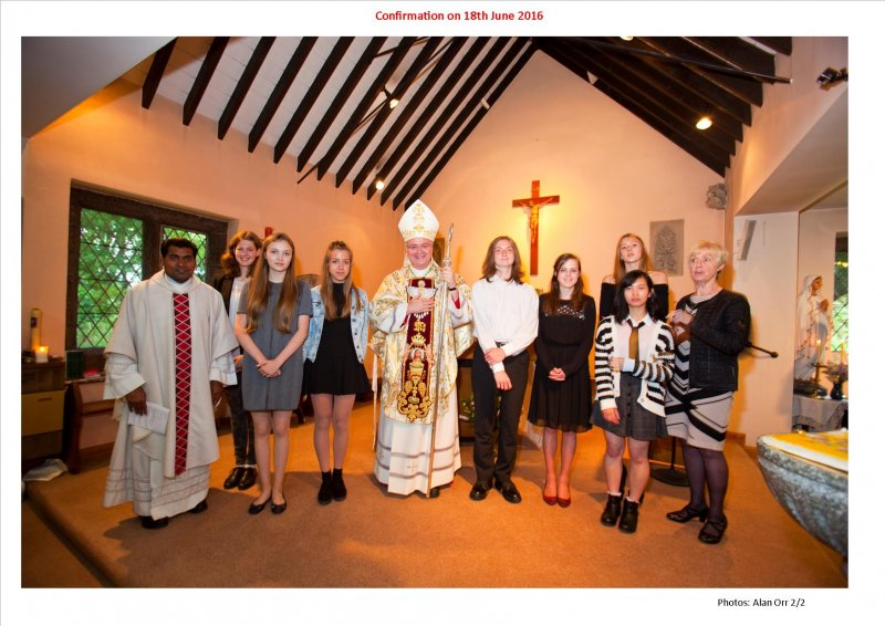 Confirmation 18th June 2016 2 of 2
