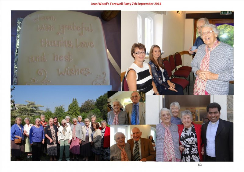 Jean Wood's Farewell Party 7th September 2014 01