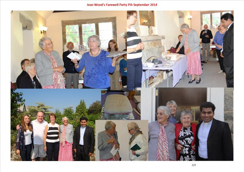 Jean Wood's Farewell Party 7th September 2014 02