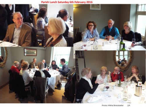 Parish Lunch 6th Feb 2016-2